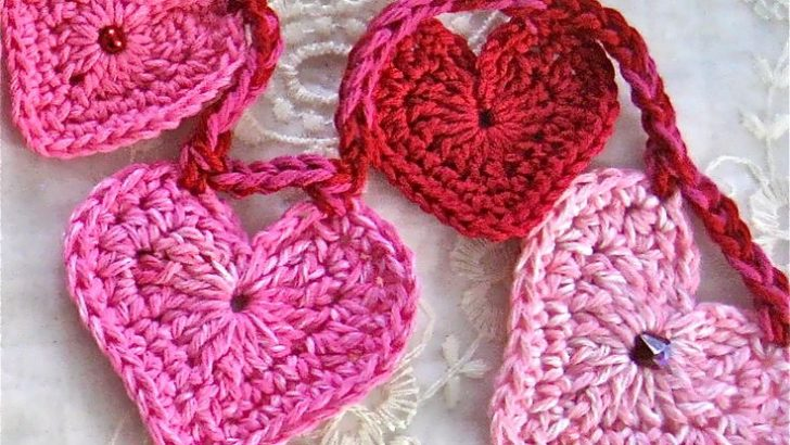 Valentine's Day anyone crochet