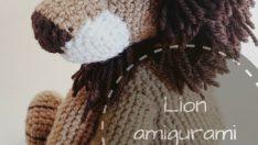 Amigurumi Lion Free Pattern