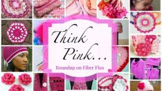 Think Pink 40 free crochet patterns