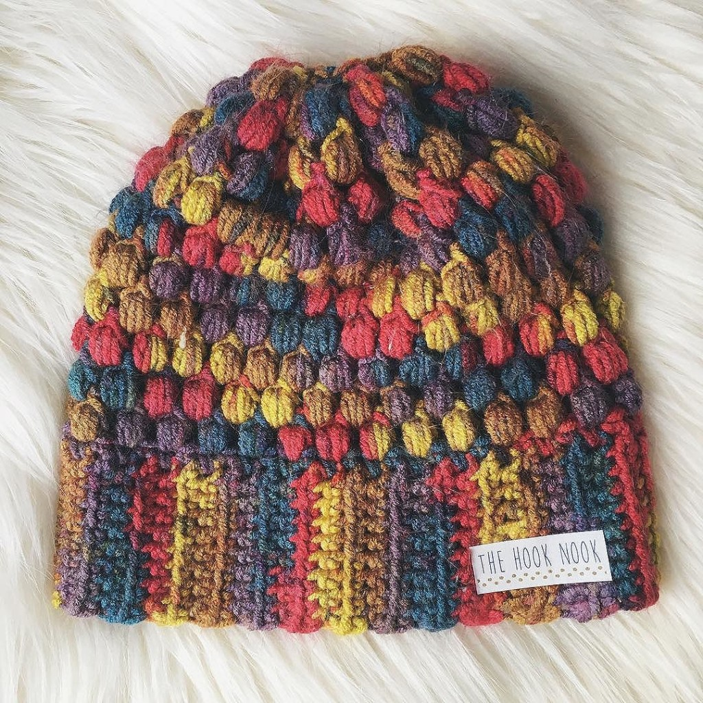 Knitting In The Heartland 2015 : Women and baby hat crochet knitting dıy craft