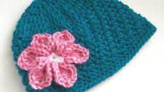 Women and Baby Hat Crochet