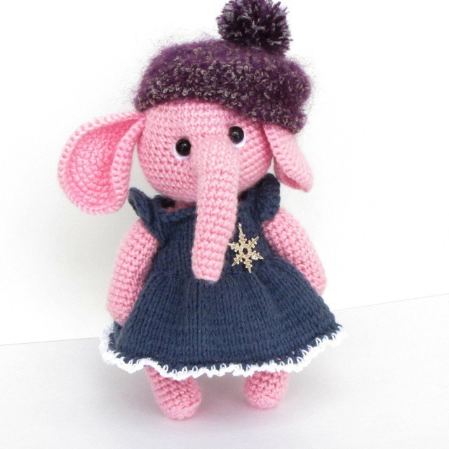 Free Amigurumi Knitting Patterns For Beginners : amigurumi patterns - Knitting, Crochet, Diy, Craft, Free ...