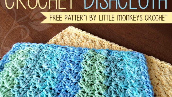 DISHCLOTH (FREE PATTERN)