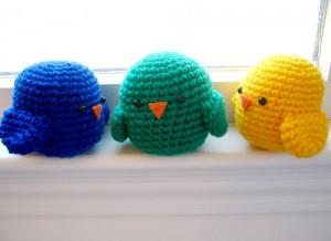 Amigurumi Birds Pattern (1)