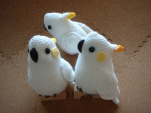 Amigurumi Birds Pattern (6)