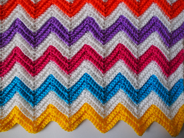 Free Chevron Baby Blanket Pattern Wip Crochet As You Are Delectable