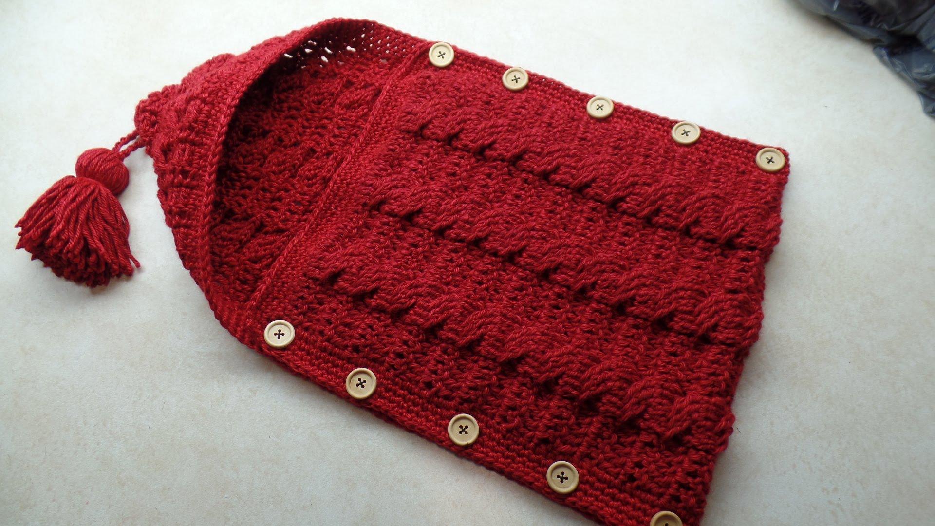 Crochet baby bunting video - Knittting Crochet - Knittting Crochet