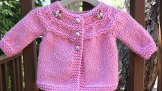 Youtube baby knitting patterns