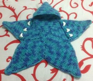 Crochet Baby Bunting