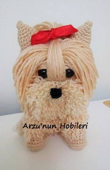 Amigurumi Animals Patterns Free : Amigurumi Yorkie Related Keywords & Suggestions ...