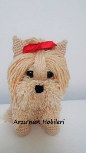 Amigurumi Yorkie Tutorial Pattern - Knitting, Crochet, D?y ...