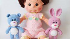 Amigurumi Emma Doll