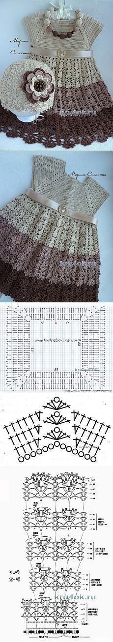 Baby clothes pattern crochet