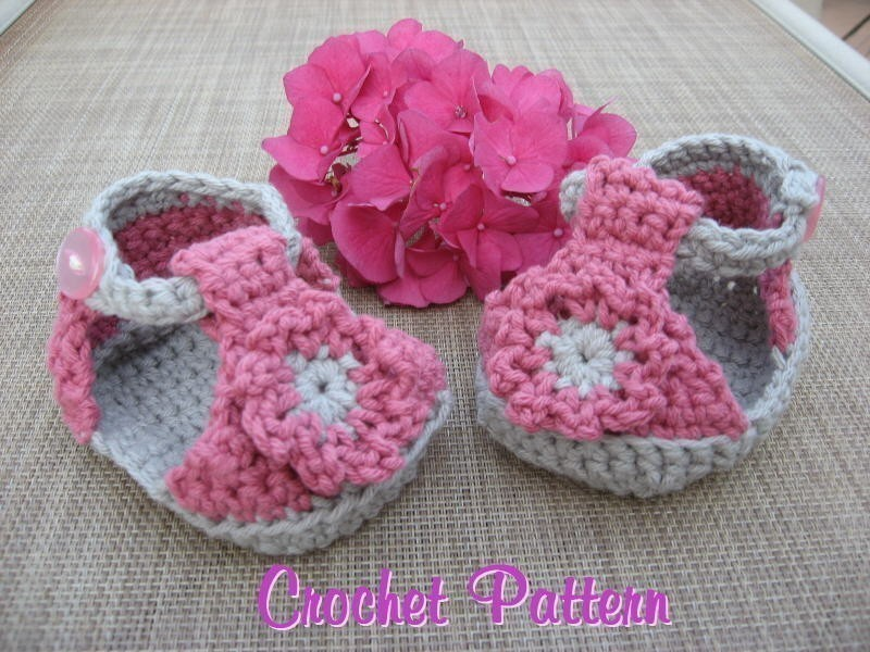 Free Crochet Patterns For Babies : Easy Baby Crochet Patterns - Knitting, Crochet, D?y, Craft ...