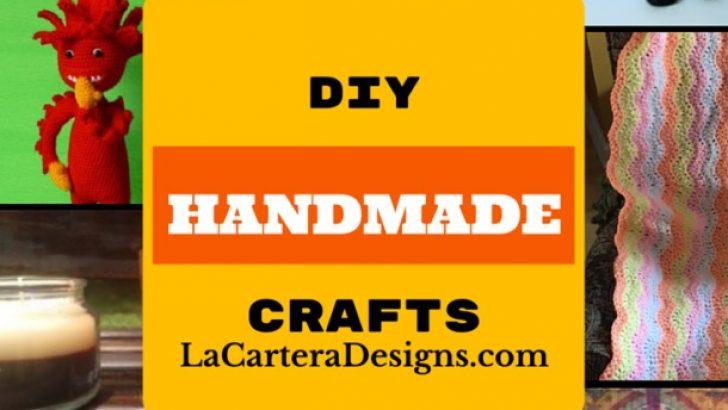 DIY Handmade Craft Features – Final 12 Crafts