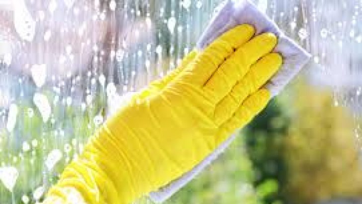 Practical Way of Glass Cleaning