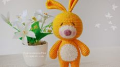 Amigurumi Bunny-Free Pattern