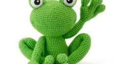Amigurumi Frog-Free Pattern