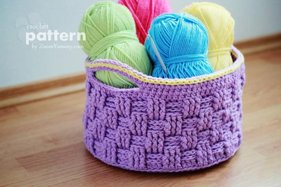 Crochet Bread Basket Pattern Knittting Crochet Knittting Crochet