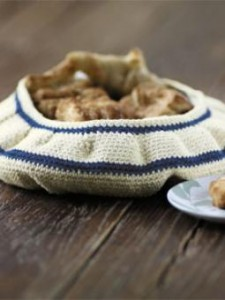 Crochet Bread Basket Pattern - Knitting, Crochet, D?y ...