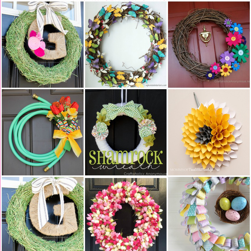 SPRING-WREATH-TUTORIALS
