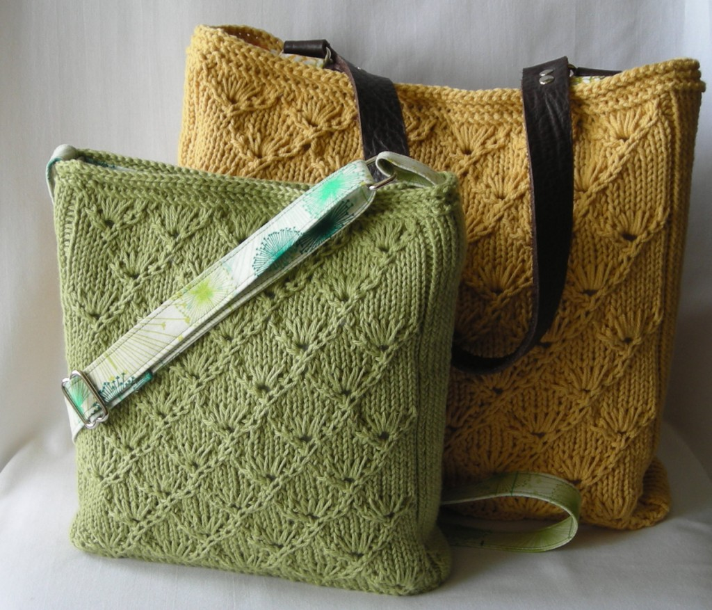 different-knitted-bags