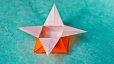 Creating Star Boxes By Origami