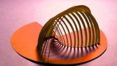 Amazing 10 Creations Made Just By Kirigami  What is Kirigami