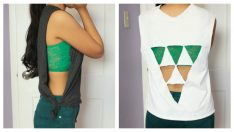 Remake Your Old T-Shirts