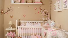 Baby Room Decorating İdeas