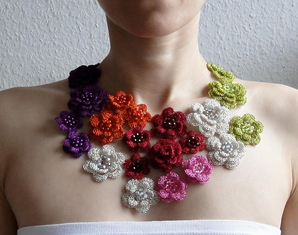 Crochet jewelry 23 knitting crochet dy craft free crochet jewelry 23 bankloansurffo Images