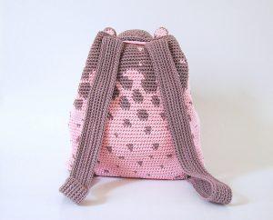 Free Amigurumi Hippo Pattern : Hippo backpack crochet pattern knittting crochet knittting crochet