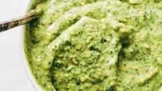 5 minute magic green sauce