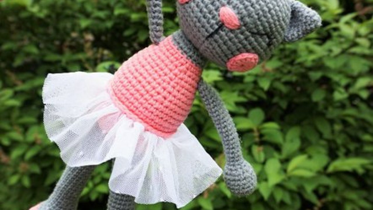 My Favorite Crochet Bear | Ballerina doll, Doll patterns, Doll ... | 720x1280