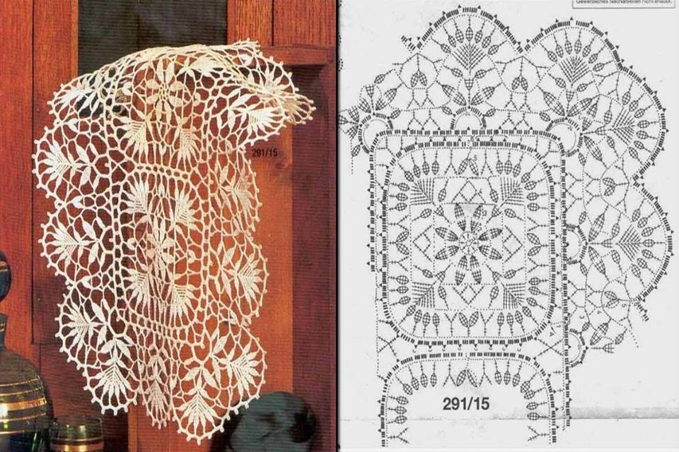 Table Runner Free Crochet Online Patterns Patterns Kid
