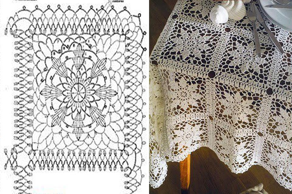 Free Pattern Crochet Runner : Free Crochet Table Runner Patterns (52) - Knitting ...