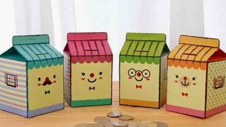 Do your own money box