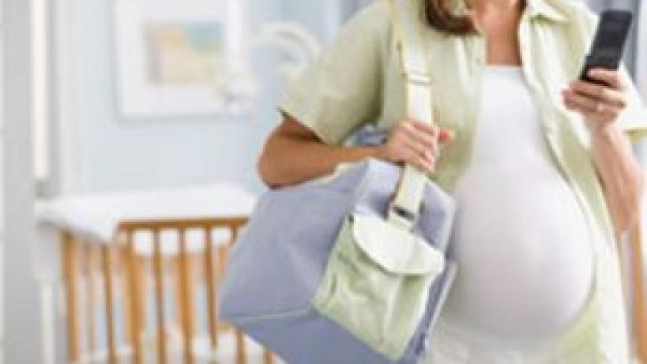 Hospital Bag Preparation Before Parturition