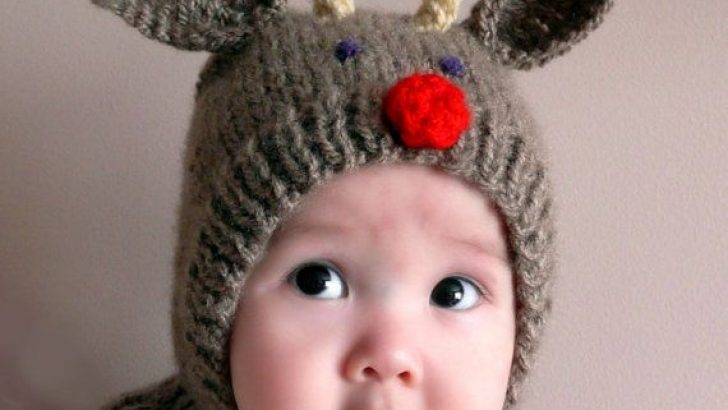 Interesting Baby Hats