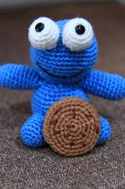amigurimi cookie monster3