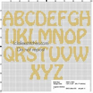 Cross Stitch Patterns Free - Knitting, Crochet, D?y, Craft ...