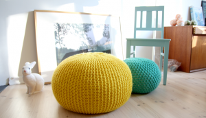 knitting pouf pattern3