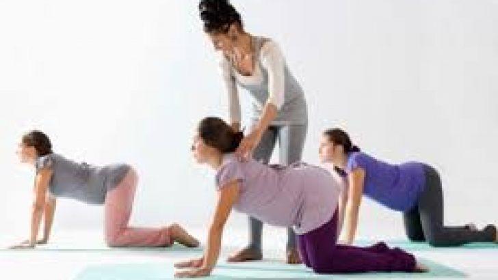 5 Vital Exercises of Pregnant Women