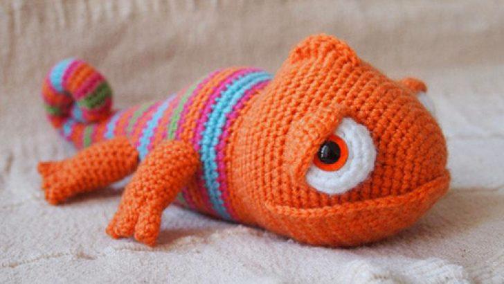 Amigurimi Fish Made