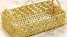 Crochet Bread Box