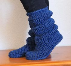 Crochet Sock & Slipper Patterns2