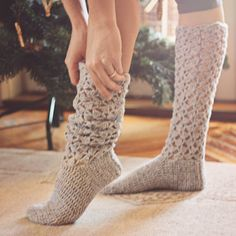 Crochet Sock & Slipper Patterns5