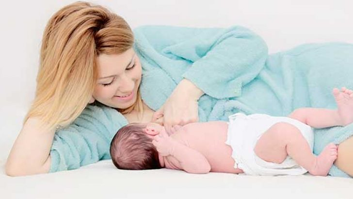 How to breast feed your baby?
