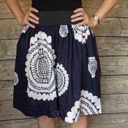Skirt pattern2