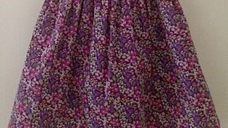 Summer Skirt Pattern